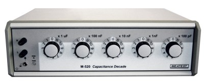 M520 Programmable Capacitance Decade