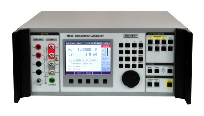 M550 Impedance Calibrator