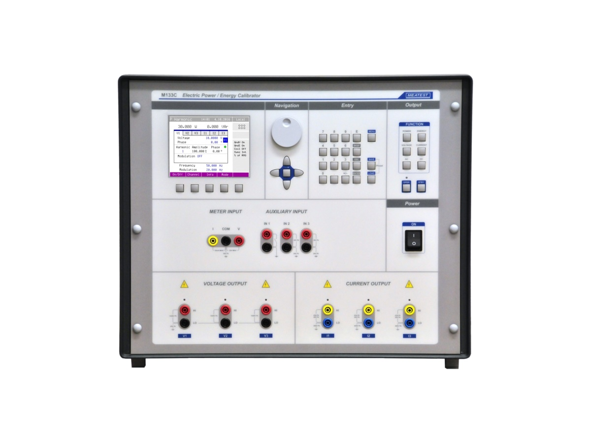 M133Ci 1F Power & Energy Calibrator