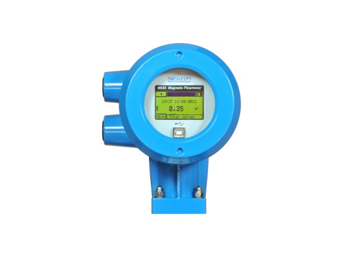 M930 Battery Powered Electromagnetic Flow Meter