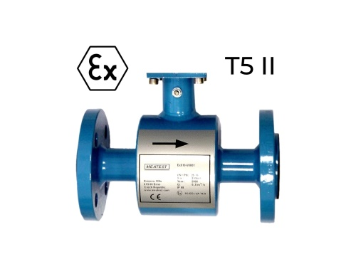 M910E Economic Electromagnetic Flow Meter