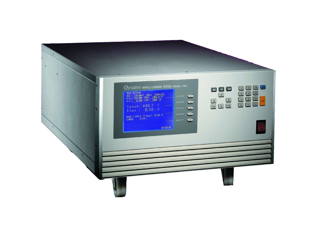 11800/11801/11810 Ripple current tester
